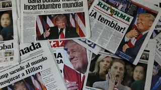«Mexiko steht unter Schock»