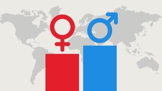 So unterschiedlich verdienen Frauen und Männer