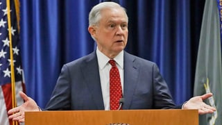 Trump demontiert seinen Justizminister Jeff Sessions