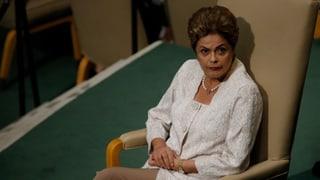 Korruptionsverdacht: Ermittlungen gegen Präsidentin Rousseff