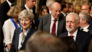 Neue Positionen im Brexit-Poker