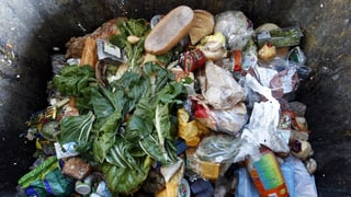 Wenn Lebensmittel im Abfall statt auf dem Teller landen
