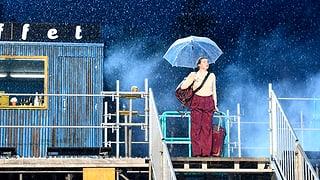 Zentralschweizer Freilichtspiele leiden unter schlechtem Wetter