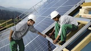 Luzern will mehr auf erneuerbare Energien setzen