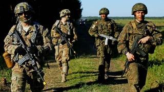 Signal an Russland: Nato verstärkt Ostflanke