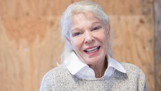 Birgit Steinegger wird 70