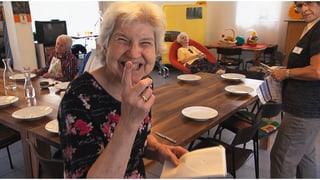 Video «Glück im Vergessen? Geschichten von Demenzkranken und Betreuern» abspielen