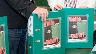 SVP Wallis reicht Initiative gegen Kopfbedeckungen ein