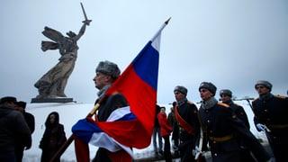 Gedenken zum 70. Jahrestag der Schlacht um Stalingrad