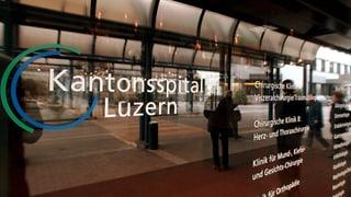 Gute Zusammenarbeit der Kantonsspitäler Luzern und Nidwalden