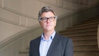 Museumsdirektor Matthias Frehner, der überraschende Gurlitt-Erbe