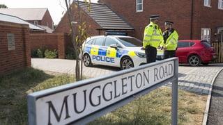 Die britische Polizei hat das Nowitschok gefunden