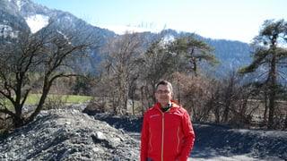 Terza stagiun per la bova da la Val Parghera