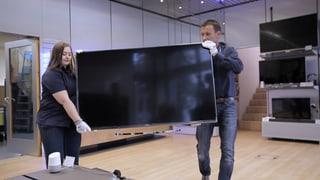 Video «Berufsbild: Detailhandelsfachfrau EFZ Consumer-Electronics » abspielen