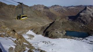 Diavolezza cumenza stagiun da skis in'emna pli tard