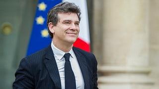 «Hollande will an Montebourg ein Exempel statuieren»