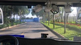 In China fahren die Busse selber – bezahlt wird mit dem Gesicht