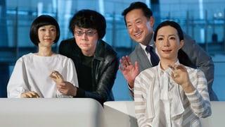 Video «Japan – Land der Roboter» abspielen