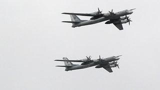 Keine Routine: Russische Luftwaffe über der Ostsee
