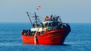 UNO unterstützt EU-Einsatz gegen Schlepper