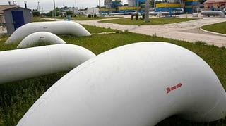 80 Prozent mehr für russisches Gas: Ukraine verweigert Zahlung