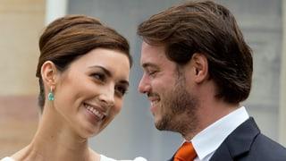 Luxemburgs Prinzenpaar im Babyglück