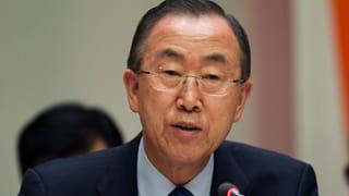 UNO: Mehr als 100'000 Tote im Syrien-Konflikt