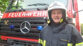 Bernhard Guhl: «Die Feuerwehr liegt mir am Herzen»