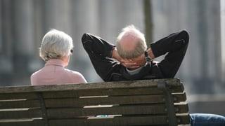 Altersvorsorge 2020: Zwei Köpfe, zwei Meinungen
