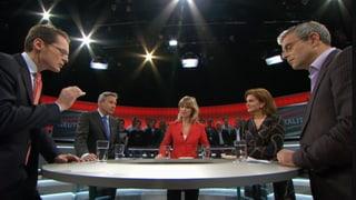 «Arena»: Wieviel Spielraum hat die Schweizer Neutralität?