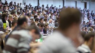 Kleine Kammer erhöht Bildungs- und Forschungszuschüsse