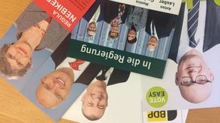 Wahlzmorge zu den Wahlen in die Baselbieter Regierung