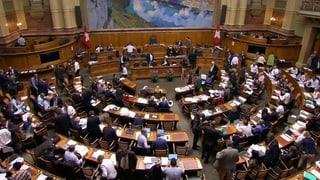 Nationalrat hält den Steuerdeal voll auf Kurs
