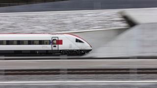 Rekordauslastung auf der Gotthardstrecke