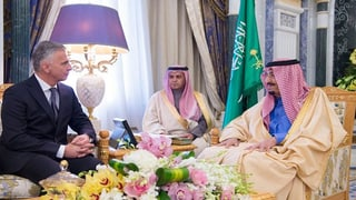 Svizra daventa liom diplomatic tranter l'Iran ed Arabia Saudita