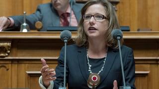 Kasachstan lobbyiert via Markwalder – die FDP-Frau erklärt sich