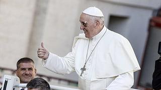 Ils tickets per la messa dal papa a Genevra èn davent