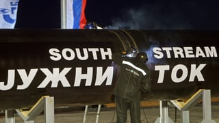 Gazprom setzt auf die Türkei