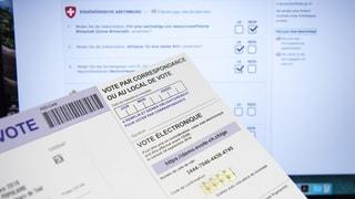 Schwarzer Tag für das E-Voting in der Schweiz