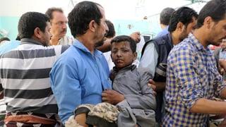 Über 40 Tote bei Luftangriff auf Schulbus in Jemen