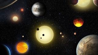 Nasa: «Hoffnung, zweite Erde zu entdecken»