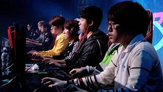 Der rasante Aufschwung von E-Sports ruft auch Kritiker auf den Plan