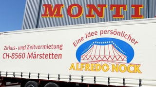 Circus Monti: Weniger Tournée, mehr Zeltvermietung