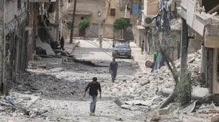Armistizi ad Aleppo tegna