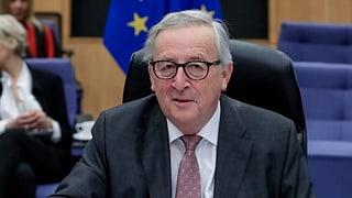 Juncker bleibt hart
