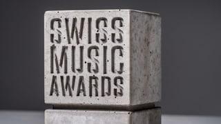 Das sind die Nominierten der Swiss Music Awards 2019