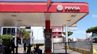 USA erlassen Sanktionen gegen wichtigen Ölsektor