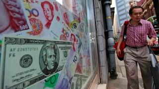 Yuan-Abwertung vorerst gestoppt