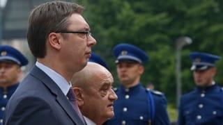 Serbiens «starker Mann» wird zu stark