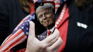 Konto von Trump stilllegen? Twitter denkt nicht daran
